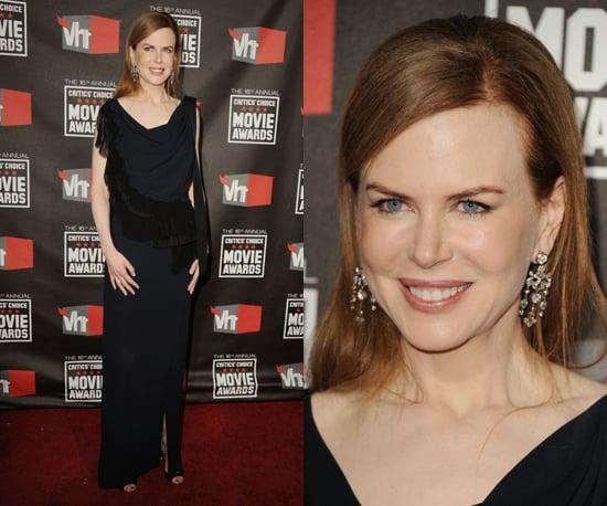 Nicole Kidman at 2011 Critics' Choice Awards 2011-01-14 18:33:16