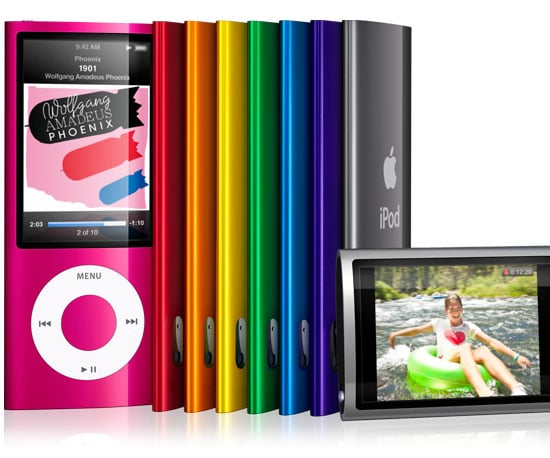 Fifth Generation iPod Nano
