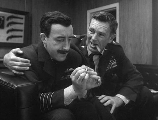 Movie Night: War Satires