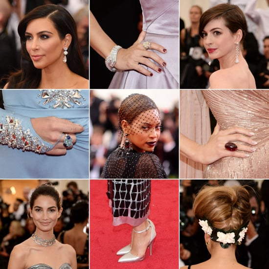 Met Gala 2014 Jewellery and Accessories