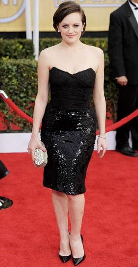 Elisabeth Moss(2013 SAG Awards)