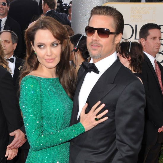 Best Brad Pitt and Angelina Jolie Red Carpet Pictures 2011