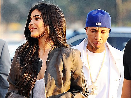 WATCH: Are Kylie Jenner and Tyga Back Together?!