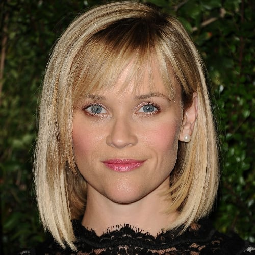 Reese Witherspoon All-Pink Makeup Look at Chanel Event