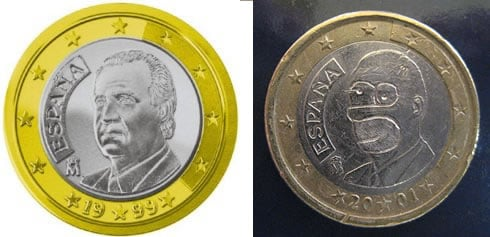 Introducing: The Homer Simpson Euro Coin