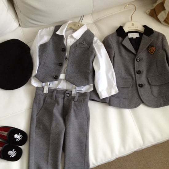 Gucci Suit For Boys