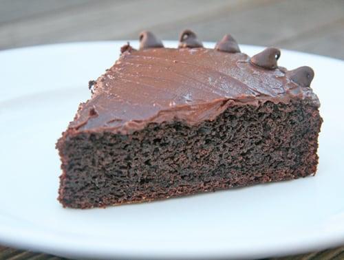Low Fat Chocolate Cake Recipe Popsugar Fitness
