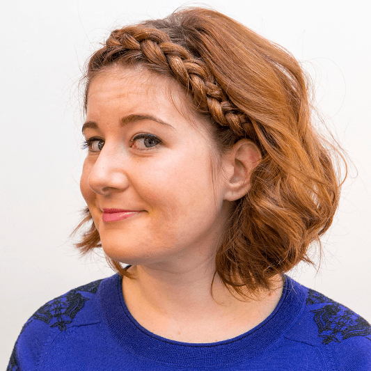 DIY: The Easy Plait That Still Lets You Wear Your Waves