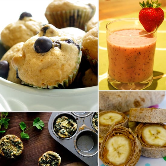 Eat and Run: 10 Healthy, Quick, and Easy Grab-and-Go Breakfasts For Your Family