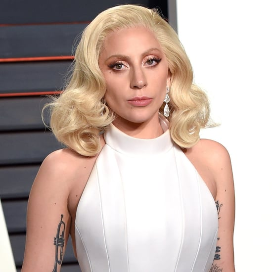 Lady Gaga Gets Tattoo With Sexual Assault Survivors