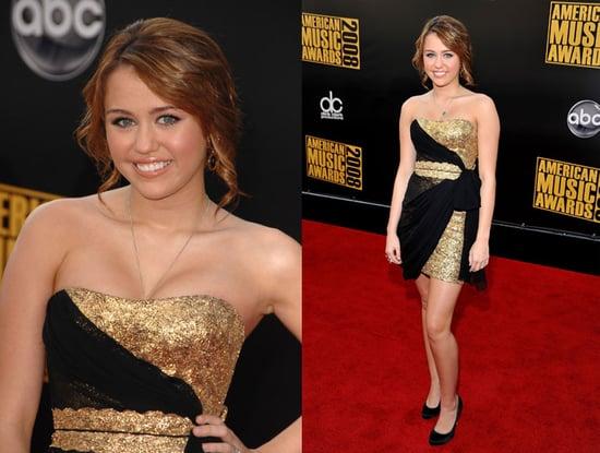 American Music Awards: Miley Cyrus