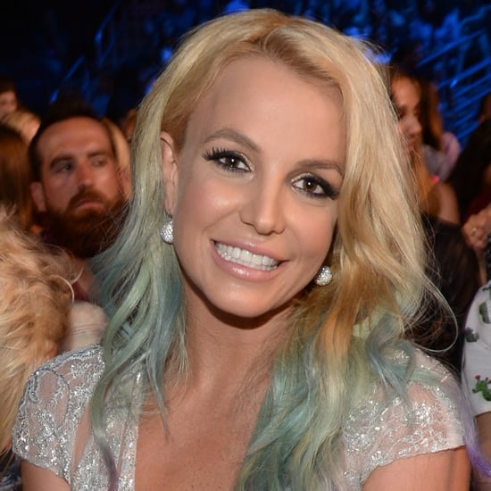 """Britney Spears Explains Why Taylor Swift Makes Her """"So Happy"""""""