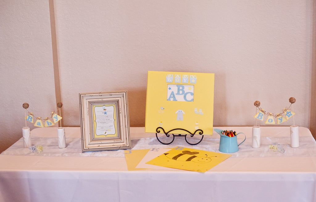 ABC Guest Book and Keepsake