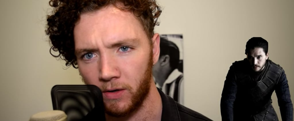 This Guy's Game of Thrones Impressions Are Ridiculously Good