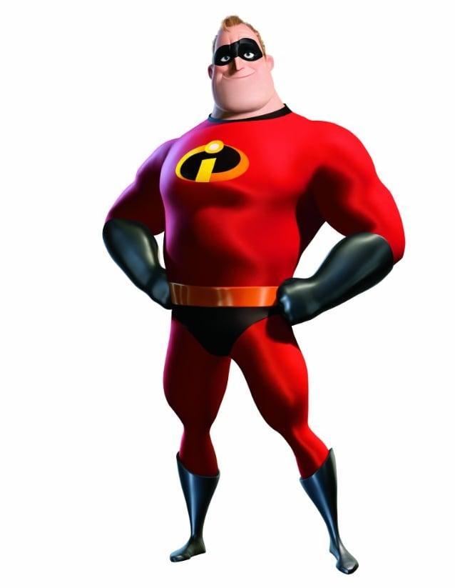 Bob Parr — The Incredibles