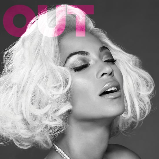 Beyonce Interview in Out Magazine   May 2014