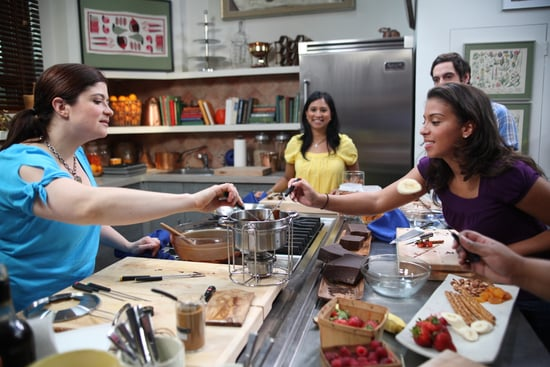 Going Inside the Cooking Loft With Alex Guarnaschelli