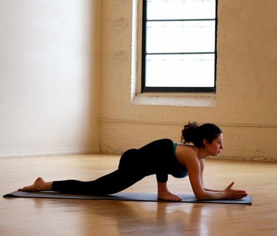 How to Do Lizard Pose, aka Utthan Pristhasana