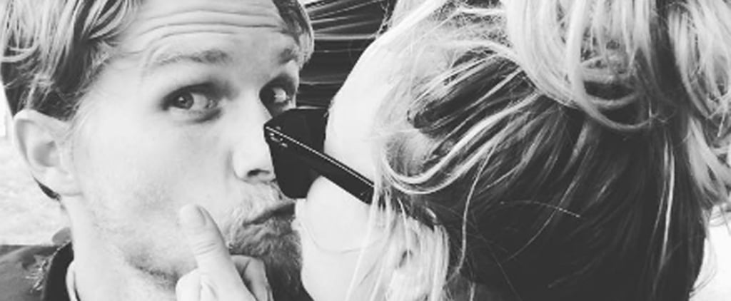 Kaley Cuoco and Her New Boyfriend Get Silly in Their Latest Instagram Snap