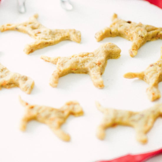 Carrot and Apple Dog Biscuit Recipe
