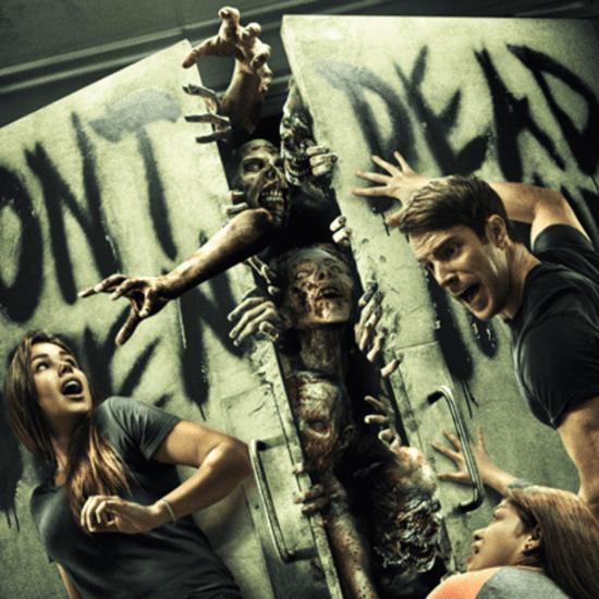The Walking Dead Universal Studios Attraction