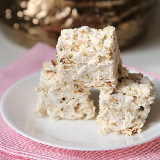 Matzo Marshmallow Treats Recipe