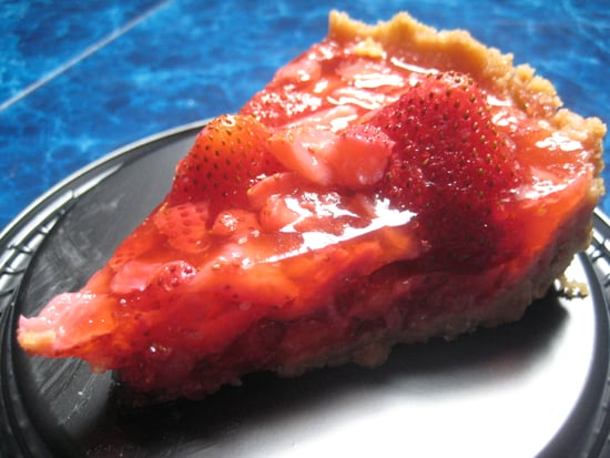 Gourmet's Strawberry Pie Recipe