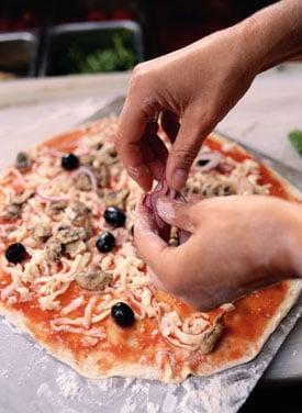 Super Bowl Diet Killer: Pizza