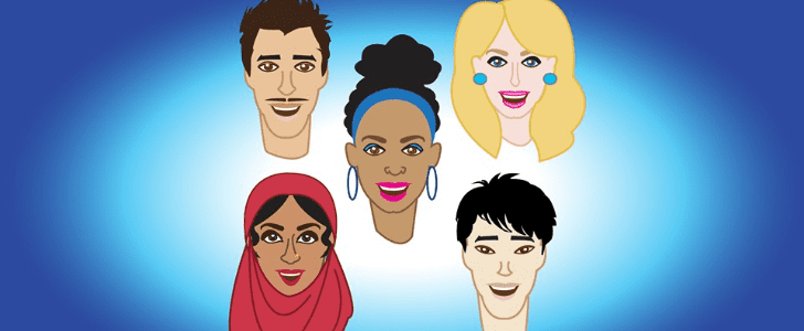 Diverse Emoji, Where Have You Been All Our Lives?
