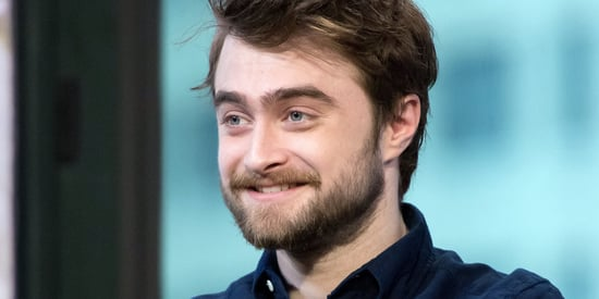 Daniel Radcliffe Conjured Up An Email Address Just Three Years Ago