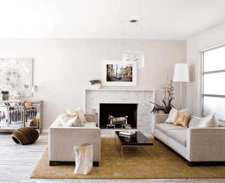 Would You Want a Marble Fireplace?