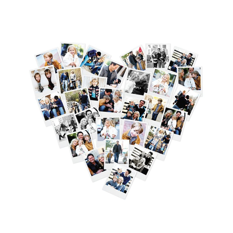 Minted Heart Snapshot Mix
