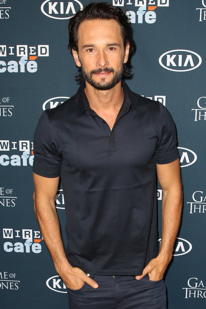 300: Rise of an Empire's Rodrigo Santoro joined Focus, opposite Will Smith. He'll play the owner of a competitive racing team and Smith's rival for the affections of love interest Margot Robbie.