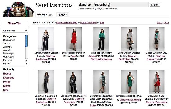Fashion Recession: The Sale Mother Lode