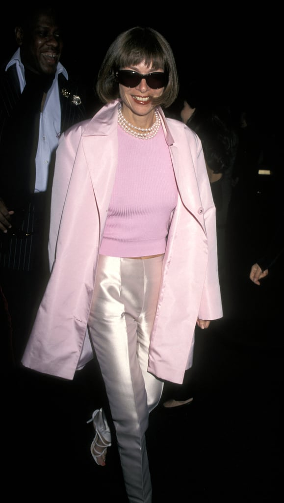 1996: Chanel New York Flagship Opening