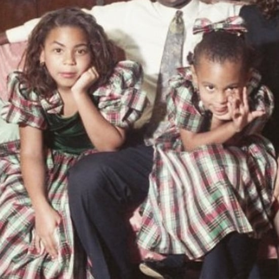 Beyoncé and Solange Are Too Cute in These Throwback Holiday Pictures