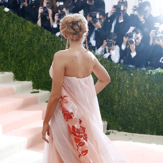 2016 Met Gala Dresses From Behind