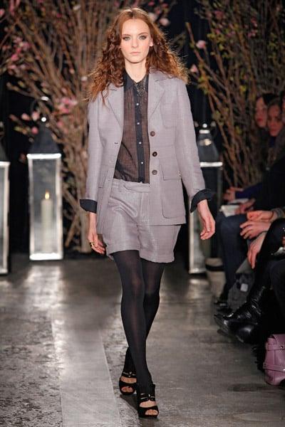 New York Fashion Week: Trovata Fall 2009