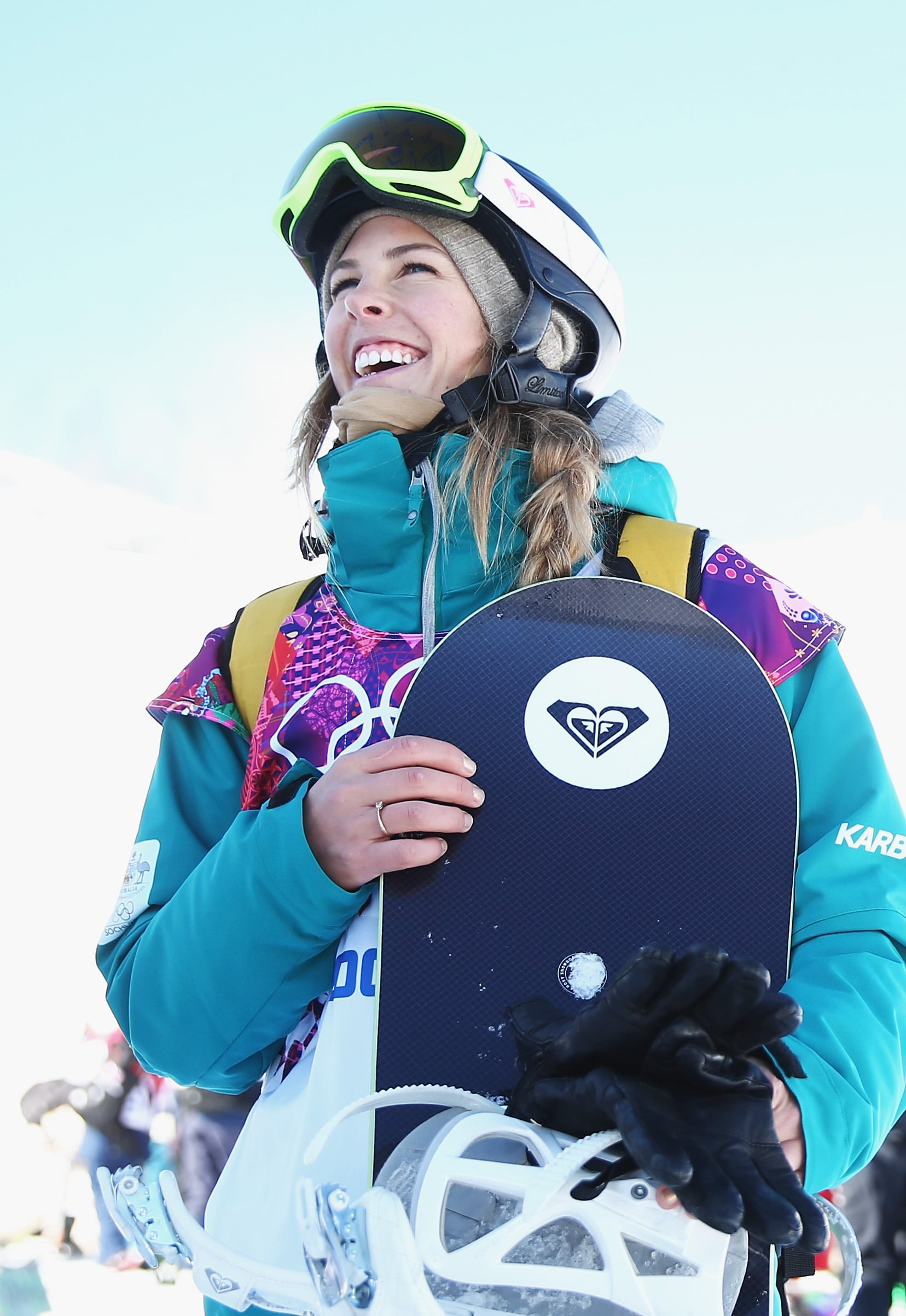 Torah Bright — Snowboard | 2014 Sochi: Aussie Women to ...