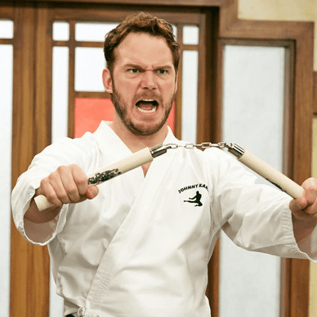 Parks and Recreation Final Season Pictures