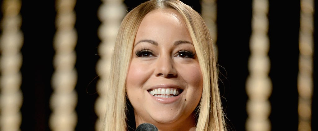 Mariah Carey Cozies Up to Her Best Friend at a Swanky LA Gala