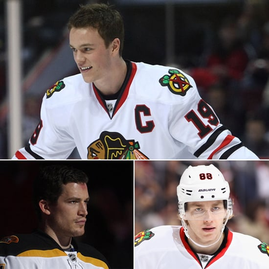 The Sexiest Stanley Cup Playoff Players