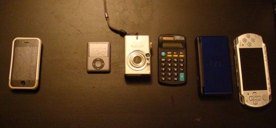 Smartphones Replacing Gadgets