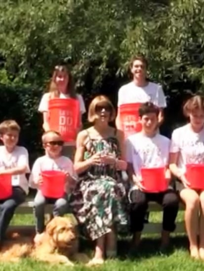Even Anna Wintour Is Doing The Ice Bucket Challenge