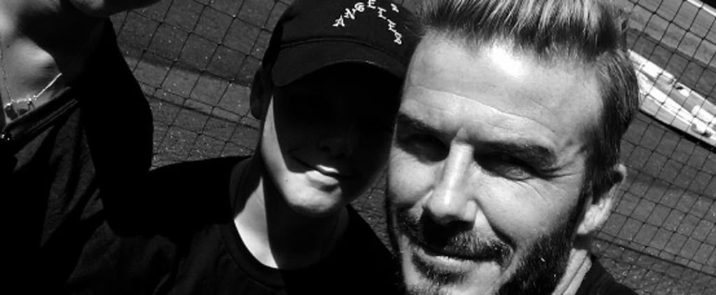 58 Beckham Family Moments That Are Just OK and Won't Make You Envy Them at All