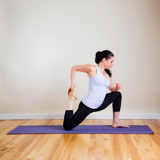 Yoga Sequence For Tight Quads