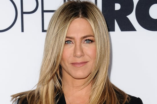 Jennifer Aniston on Battling Dry Eyes and The New Herb She Thinks You
