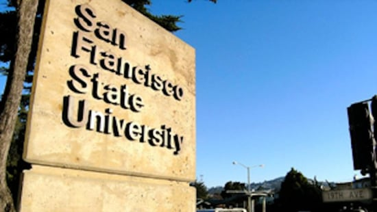 Baby Abandoned at San Francisco State University Graduates From The School
