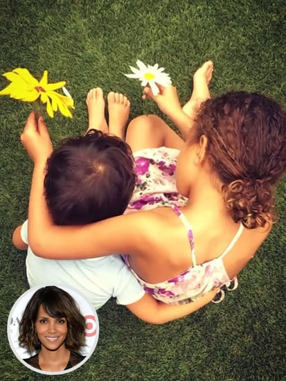 So Sweet! Halle Berry Shares Adorable Video of Her Kids on Memorial Day