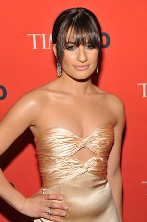 Lea Michele Injects B12 and Eats Fish, According to ASOS Magazine